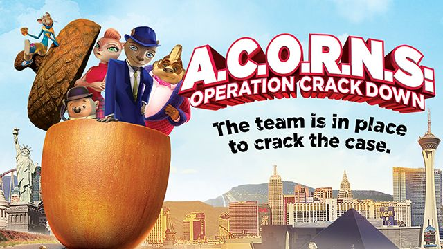 A.C.O.R.N.S. Operation Crackdown