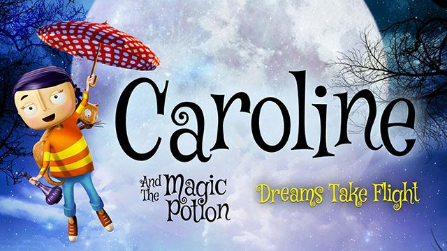 Caroline and the Magic Potion
