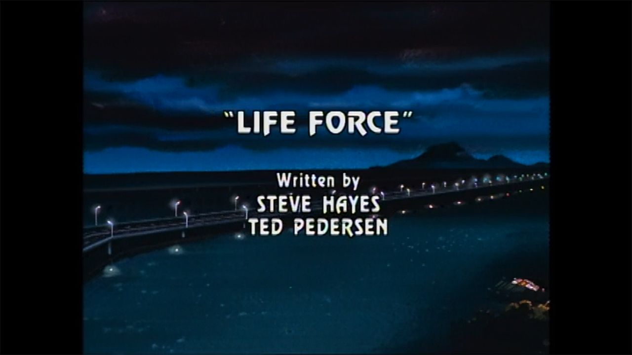 "SKYSURFER STRIKE FORCE S01 E11 – ""Life Force"""