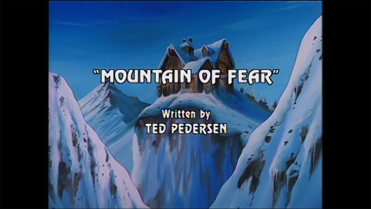 "SKYSURFER STRIKE FORCE S01 E07 ""Mountain of Fear"""