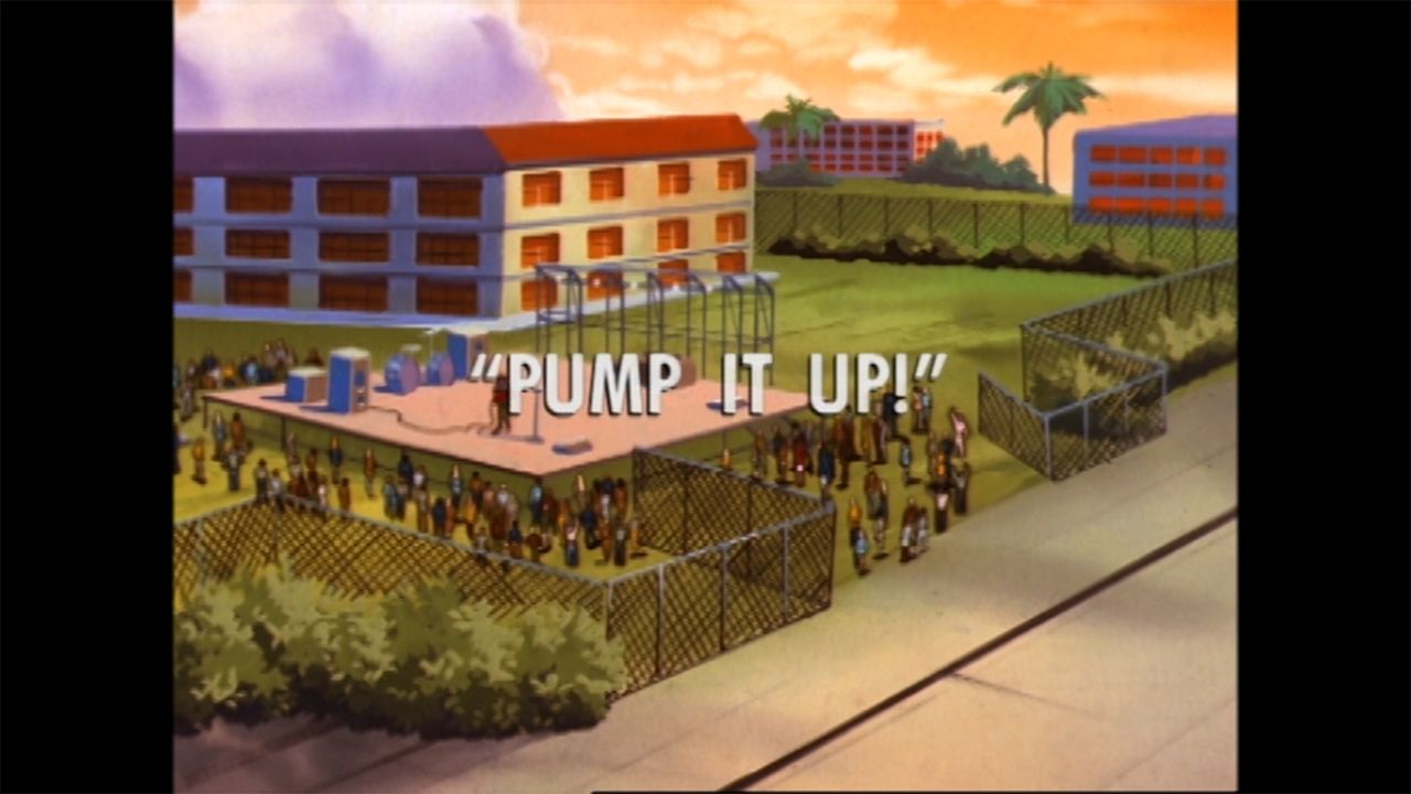 "ULTRAFORCE S01 E10 ""Pump It Up"""