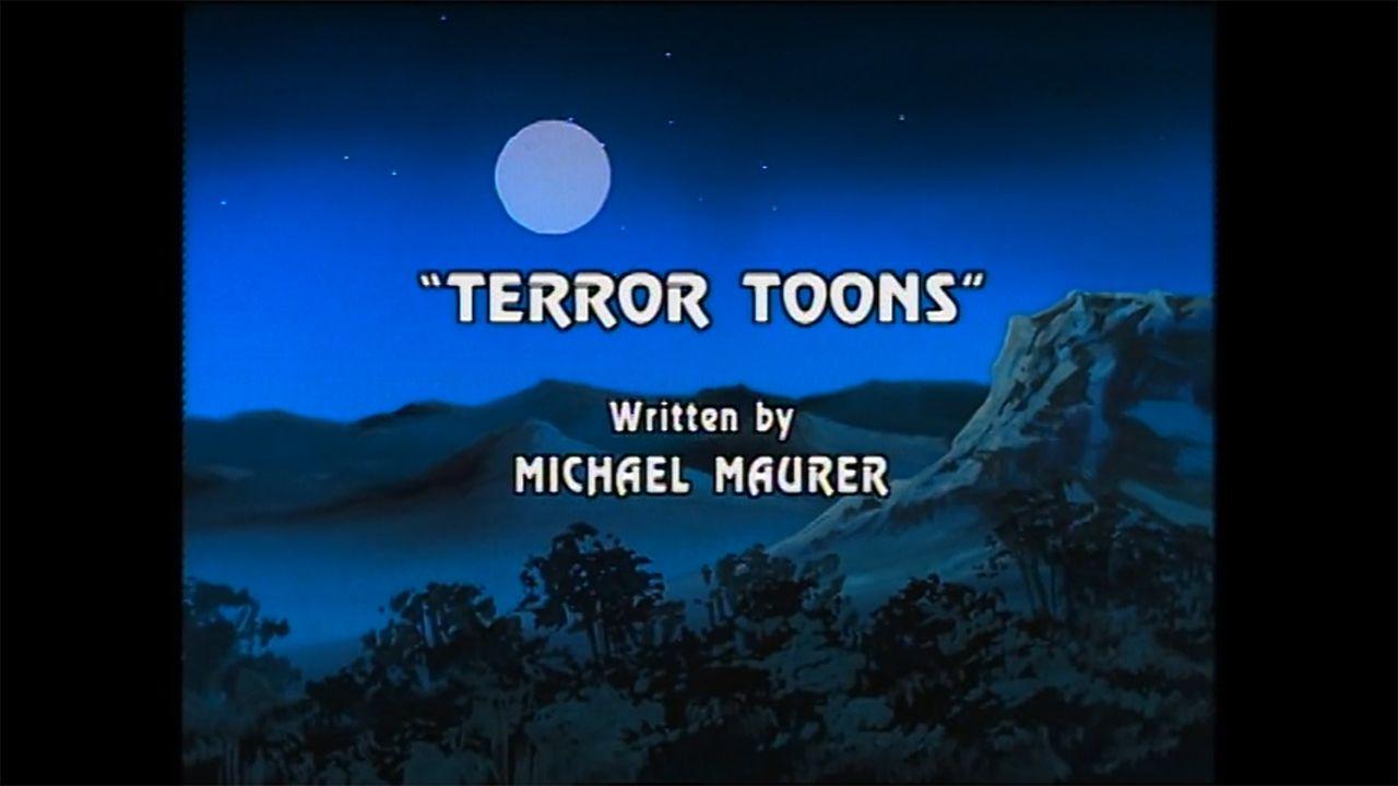 """SKYSURFER STRIKE FORCE S01 E13 – """"Terror Toons"""""""