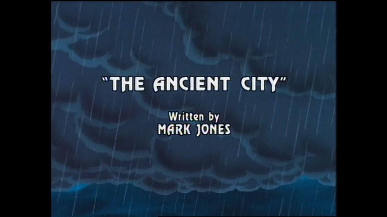 "SKYSURFER STRIKE FORCE S01 E09 – ""The Ancient City"""