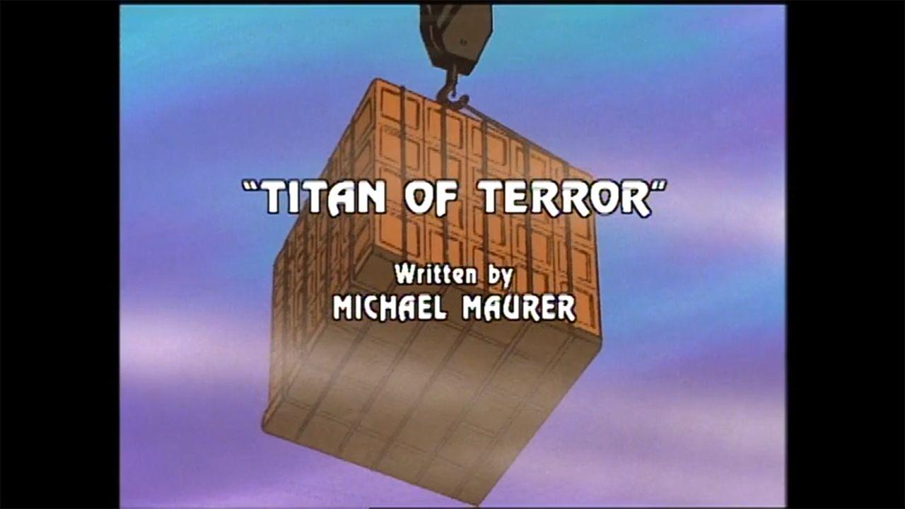 "SKYSURFER SKY FORCE S01 E05 – ""Titan of Terror"""