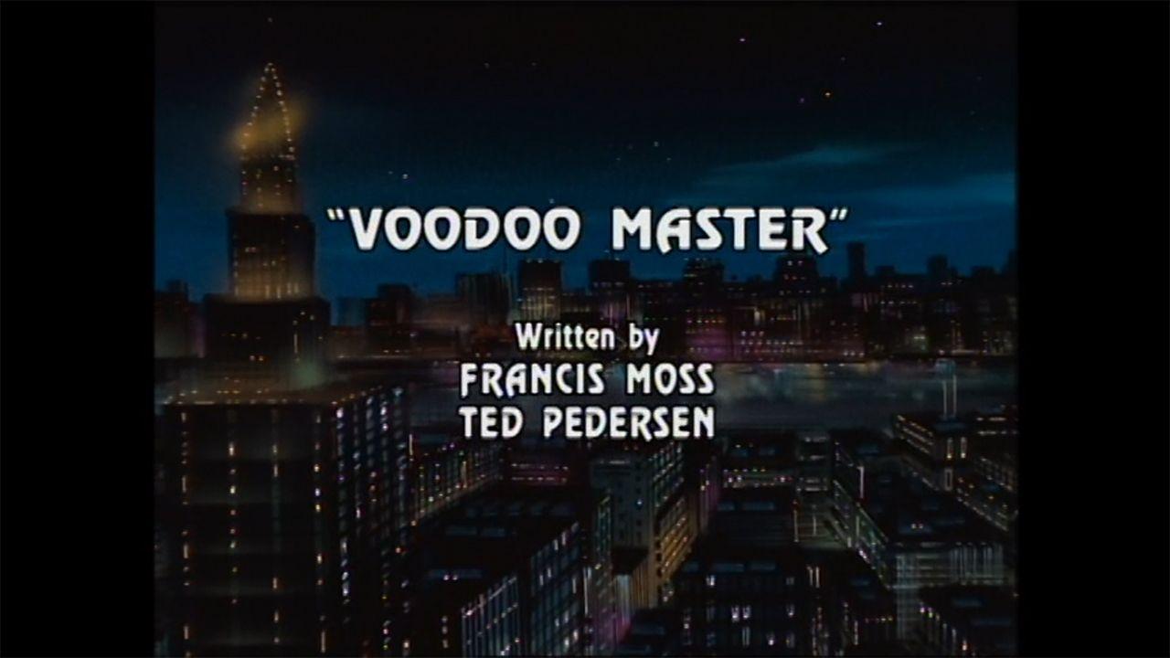 """SKYSURFER STRIKE FORCE S01 E08 – """"Voodoo Master"""""""