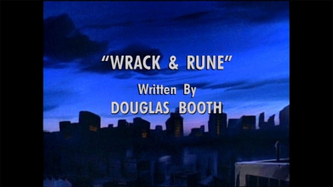 """ULTRAFORCE S01 E6 – """"Wrack and Rune"""""""
