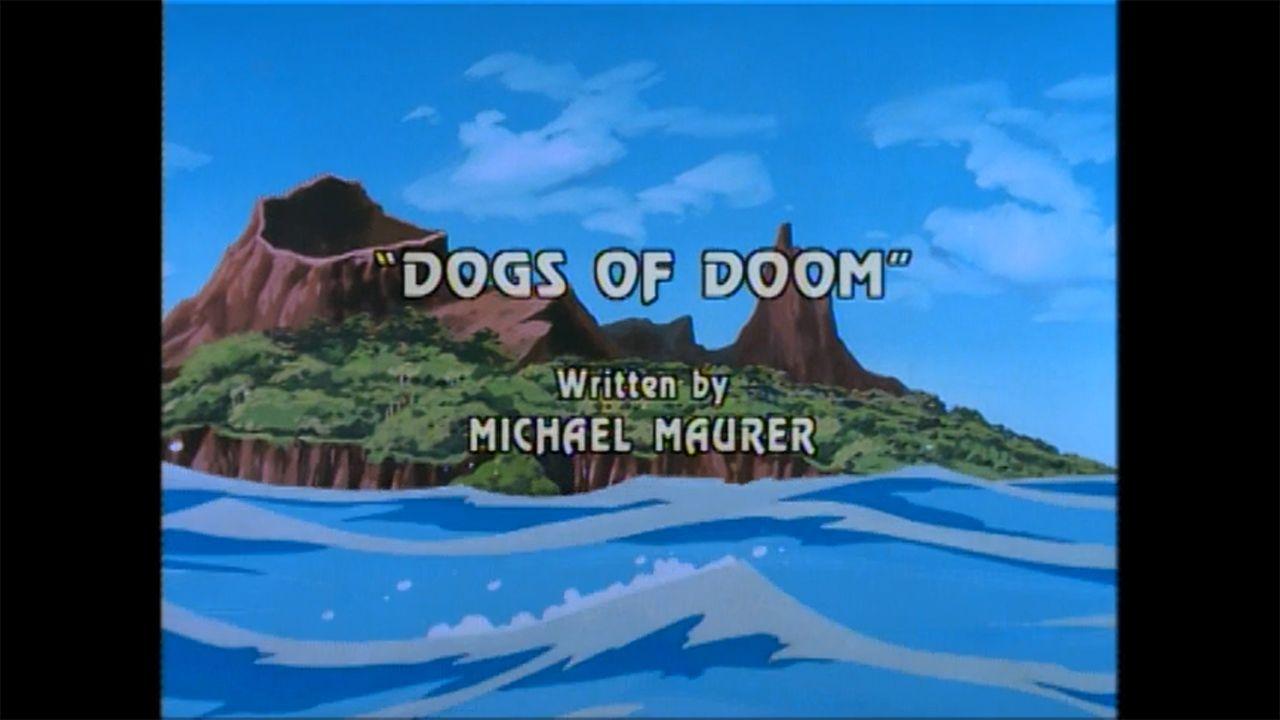 """SKYSURFER STRIKE FORCE S01 E10 – """"The Dogs of Doom"""""""