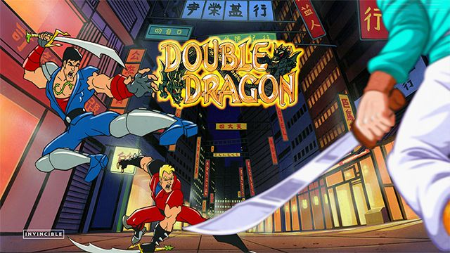 Double Dragon the Animated Series S2 E2