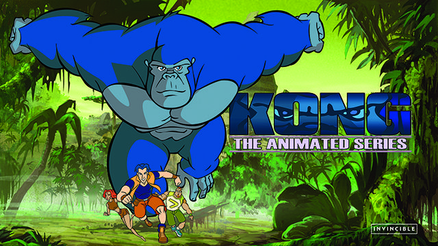 Kong the Animated Series